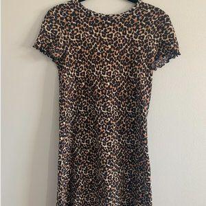 Cheetah Dress (American Eagle)